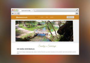 Web sajt Dr Gaša Sokobanja