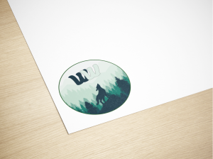 Izrada logo-a za WolfWood Knjaževac